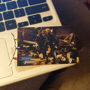 Last stand starship troopers card
